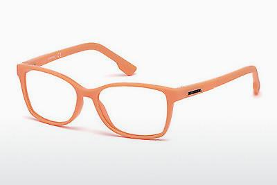 Lunettes design Diesel DL5225 043 - Orange, Matt