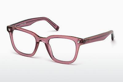 Lunettes design Dsquared DQ5165 072 - Or, Rosa
