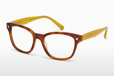 Lunettes design Dsquared DQ5179 053 - Havanna, Yellow, Blond, Brown