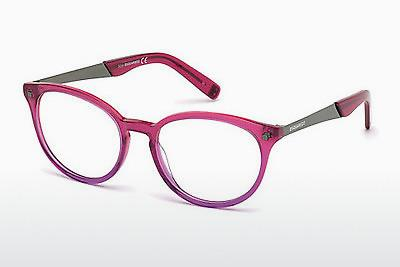 Lunettes design Dsquared DQ5182 072 - Or, Rosa