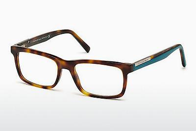 Lunettes design Ermenegildo Zegna EZ5030 053 - Havanna, Yellow, Blond, Brown