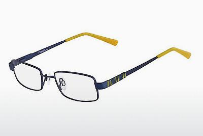 Lunettes design Flexon KIDS SATURN 412 - Grises, Navy