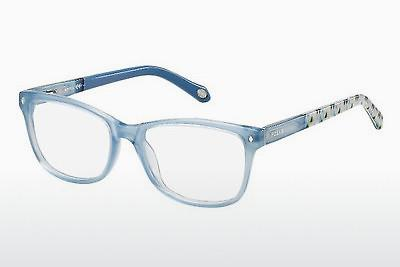 Lunettes design Fossil FOS 6040 HHA - Bleues, Flowers