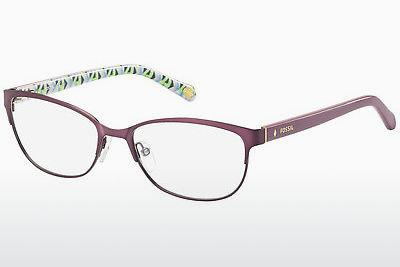 Lunettes design Fossil FOS 6041 HHI - Rose, Flowers