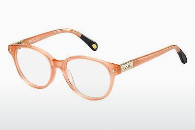 Lunettes design Fossil FOS 6046 68A - Orange