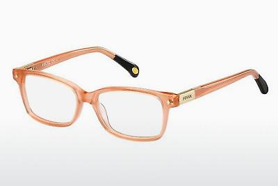 Lunettes design Fossil FOS 6047 68A - Orange