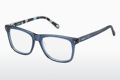 Lunettes design Fossil FOS 6052 MBA - Bleues, Flowers