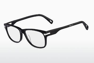 Lunettes design G-Star RAW GS2614 THIN HUXLEY 414 - Grises, Navy