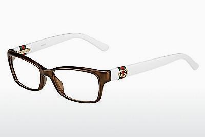 Lunettes design Gucci GG 3647 0YS - Bleues, Blanches