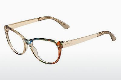 Lunettes design Gucci GG 3742 2FX - Flowers, Or