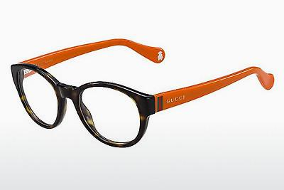 Lunettes design Gucci GG 5011/C LZD - Havanna, Orange