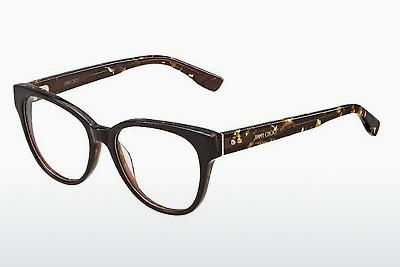 Lunettes design Jimmy Choo JC141 J3P - Brunes, Havanna