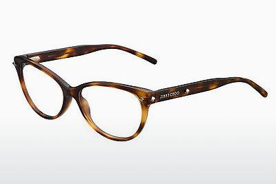 Lunettes design Jimmy Choo JC163 05D - Brunes, Havanna