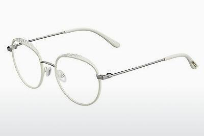 Lunettes design Jimmy Choo JC168 OPY - Blanches, Argent