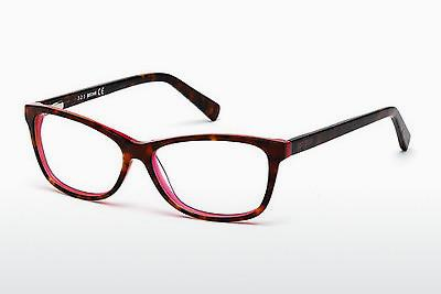 Lunettes design Just Cavalli JC0609 056 - Brunes, Havanna