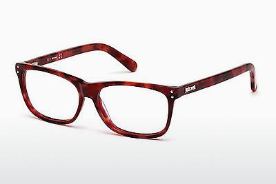 Lunettes design Just Cavalli JC0621 054 - Havanna, Red