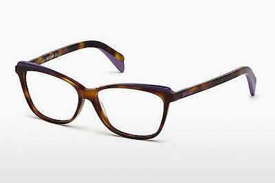 Lunettes design Just Cavalli JC0688 056 - Brunes, Havanna