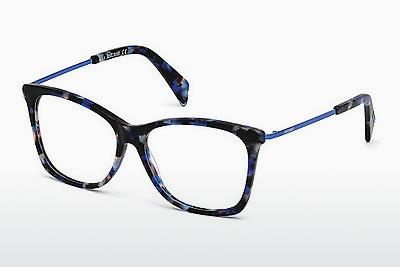 Lunettes design Just Cavalli JC0705 056 - Brunes, Havanna