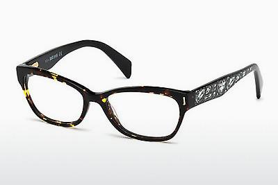 Lunettes design Just Cavalli JC0746 052 - Brunes, Dark, Havana