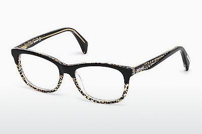 Lunettes design Just Cavalli JC0749 047 - Brunes, Bright