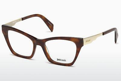 Lunettes design Just Cavalli JC0795 052 - Brunes, Havanna