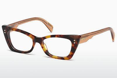 Lunettes design Just Cavalli JC0799 052 - Brunes, Havanna