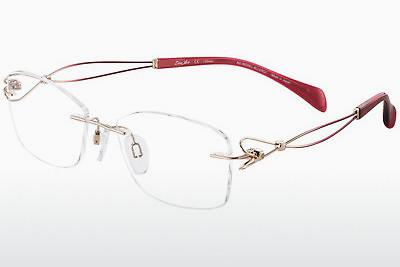 Lunettes design LineArt XL2077 GP - Or