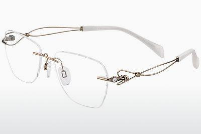 Lunettes design LineArt XL2096 WG - Or