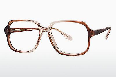 Lunettes design MarchonNYC BLUE RIBBON 5 215 - Brunes