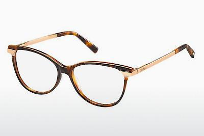 Lunettes design Max Mara MM 1233 CJ7 - Brunes, Havanna, Or
