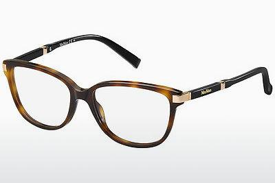 Lunettes design Max Mara MM 1253 BHZ - Or, Brunes, Havanna