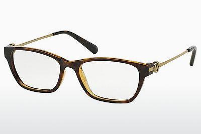 Lunettes design Michael Kors DEER VALLEY (MK8005 3006) - Brunes, Tortue