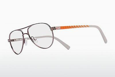 Lunettes design Nike NIKE 5564 205 - Brunes, Orange