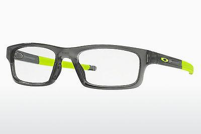 Lunettes design Oakley CROSSLINK PITCH (OX8037 803702) - Grises