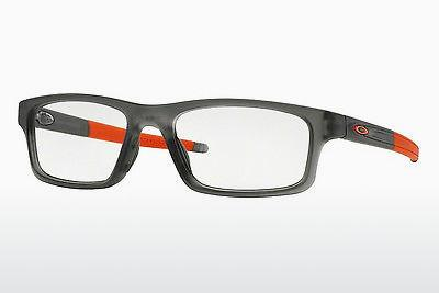 Lunettes design Oakley CROSSLINK PITCH (OX8037 803706) - Grises