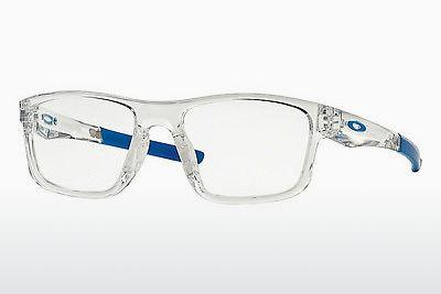 Lunettes design Oakley HYPERLINK (OX8078 807806) - Blanches, Clear