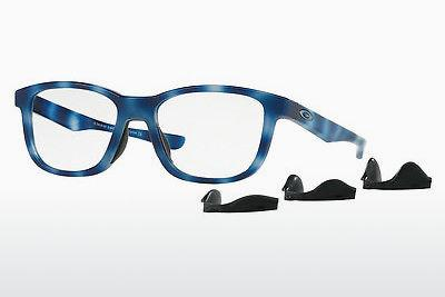 Lunettes design Oakley CROSS STEP (OX8106 810605) - Bleues, Brunes, Havanna