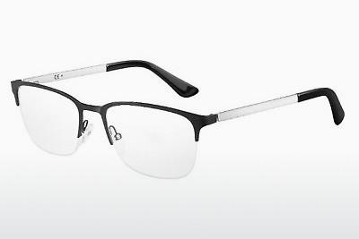 Lunettes design Oxydo OX 544 CSF - Noires, Blanches