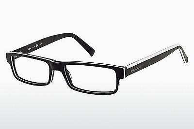 Lunettes design Oxydo X 428 YM6 - Noires, Blanches
