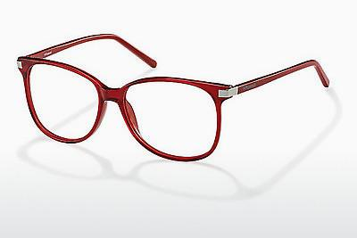 Lunettes design Polaroid PLD 3S 001 5OB - Redsldred