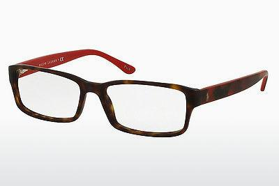 Lunettes design Polo PH2065 5601 - Brunes, Havanna