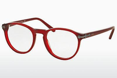 Lunettes design Polo PH2150 5458 - Crystal-red