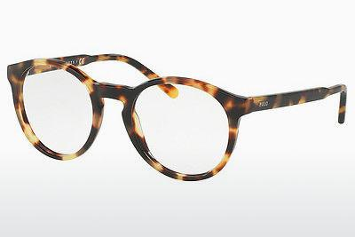 Lunettes design Polo PH2157 5004 - Brunes, Havanna
