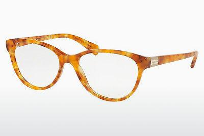 Lunettes design Ralph RA7080 1586 - Jaunes, Havanna, Orange