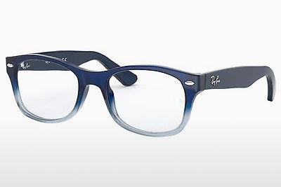 Lunettes design Ray-Ban Junior RY1528 3581 - Bleues