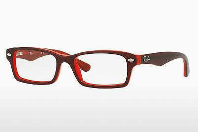 Lunettes design Ray-Ban Junior RY1530 3664 - Rouges