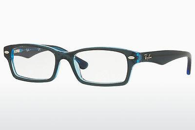 Lunettes design Ray-Ban Junior RY1530 3667 - Bleues