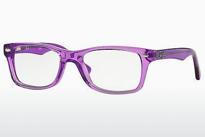 Lunettes design Ray-Ban Junior RY1531 3646 - Pourpre, Violet