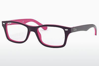 Lunettes design Ray-Ban Junior RY1531 3702 - Pourpre, Rose