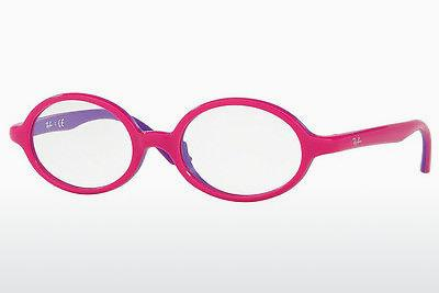 Lunettes design Ray-Ban Junior RY1545 3704 - Rose